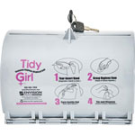 Stout Tidy Girl Plastic Feminine Hygiene Disposal Bag Dispenser
