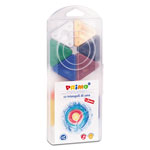 Stride Primo Triangle Crayons, Assorted Colors, 12/Pack