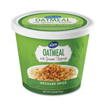 Sugar Foods Oatmeal Cup, Orchad Spice, 8/DS, Green