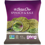 Sugar Foods Spinach/Kale Whole Grain Chips, 1.5oz., 27BG/CT, PE