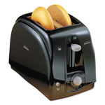 Sunbeam Extra Wide Slot Toaster, 2-Slice, 7 x 11 1/2 x 7.8, Black