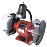 "Sunex 8"" Bench Grinder with Light"