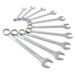 Sunex 10 Piece Jumbo Combination Wrench Set