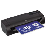 "Swingline Fusion 1000L 9"" Laminator, 3 mil to 9""W; 5 mil to 4"" x 6"" Maximum Document Thickness"