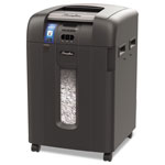 Acco Stack-and-Shred 500 XL Super Cross-Cut Shredder Bundle, 500 Sheet Capacity