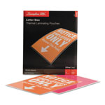Swingline UltraClear Thermal Laminating Pouches, 3 mil, 9 x 11 1/2, 50/Box
