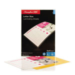 Swingline SelfSeal Single-Sided Letter-Size Laminating Sheets, 3mil, 9 x 12, 10/Pack