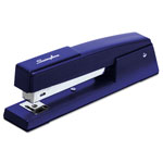 Swingline Classic 747 Full Strip Stapler, 20 Sheet Capacity, Royal Blue