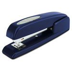 Swingline 747 Business Full Strip Stapler, 20 Sheet Capacity, Royal Blue