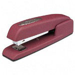 Swingline 747® Business Full Strip Stapler, Maroon