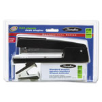 Acco 747 Classic Stapler Value Pack w/Staples and Remover, 20-Sheet Capacity, Black