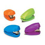 Swingline Tot Mini Stapler With Compact Body Style, Assorted Colors