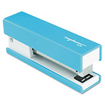 Swingline® Half Strip Fashion Stapler, Blue