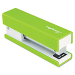 Swingline® Half Strip Fashion Stapler, Green