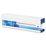 Swingline® Full Strip Fashion Staplers, Chrome/Blue
