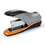 "Swingline Silver, Black and Orange Desk Stapler with 70 Sheet Capacity, 2 1/2"" Throat"