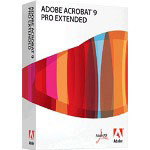 Adobe Pro Extended ( V. 9 ) Product Upgrade Package