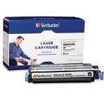 Verbatim HP Q6460A Replacement Laser Cartridge, Black