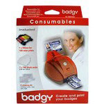 Evolis Badgy Print Ribbon / Labels / Cleaning Kit