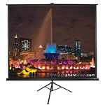 Elite Screens Tripod Series T136UWS1 - Projection Screen With Tripod - 136 In ( 345 Cm )