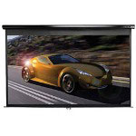 Elite Image Manual Series M135XWH - Projection Screen - 135 In ( 343 Cm )