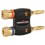 Monster MBD R-HT MKII Home Theater Dual Speaker Cable Connector