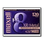 Maxell XR Metal Hi8 tape - 2 x 120min