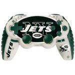 Mad Catz New York Jets Wireless GamePad - Game Pad