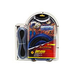 METRA Raptor Amplifier Installation Kit 1500 Watt - power / audio cable kit