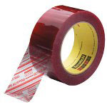 "3M #3779 - 2"" x 110 Yards Security Message Tape"