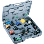 T and E Tools Radiator Pressure Test Set