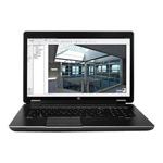 "HP ZBook 17 Mobile Workstation - 17.3"" - Core I7 4700Mq - Windows 7 Pro 64-Bit / 8 Pro Downgrade - 16 GB Ram - 750 GB HDD"