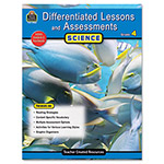 Teacher Created Resources Differentiated Lessons and Assessments, Science, Grade 4, 224 Pages