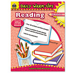 Teacher Created Resources Daily Warm-Ups Book, Reading, Grade 1