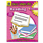 Teacher Created Resources Daily Warm-Ups Book, Reading, Grade 5