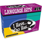 Teacher Created Resources I Have Who Has Game, Grades 3-4, Class Play, 37 Cards/Game, 148/Box
