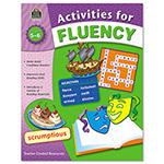 Teacher Created Resources Activities For Fluency, Grades 5 - 6