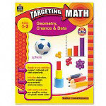 Teacher Created Resources Resources Targeting Math, Geometry, Chance & Data, Grades 1-2
