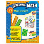 Teacher Created Resources Resources Targeting Math, Measurement, Grades 3-4