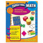 Teacher Created Resources Resources Targeting Math, Geometry, Chance & Data, Grades 3-4