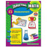 Teacher Created Resources Resources Targeting Math, Measurement, Grades 5-6