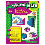 Teacher Created Resources Resources Targeting Math, Geometry, Chance & Data, Grades 5-6