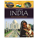 Teacher Created Resources Travel Through Set 2, 6 Books, Grades 3 - 12