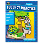 Teacher Created Resources Fluency Practice Set, 3 Books, Grades 1-8