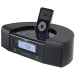 Teac America HiFi Radio w/ iPod Dock, Black