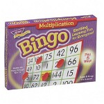 Trend Enterprises Multiplication Bingo For Ages 8 And Up