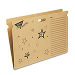 Trend Enterprises Bulletin Board Set Sturdy Folder File 'n Save System®