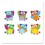 Trend Enterprises Classic Accents Variety Pack, Owl-Stars, 6 x 7.88