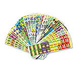 Trend Enterprises Applause STICKERS Variety Pack