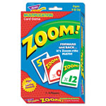 Trend Enterprises Zoom Math Card Game for Ages 9 and Up